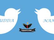 budda-nani twitter words war